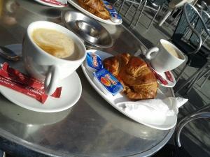 Desayuno in Plaza Mayor