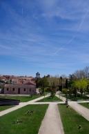 The park of El Castillo