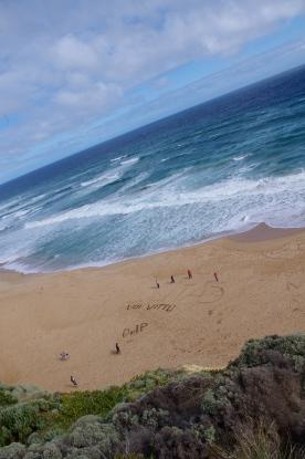 The shipwreck coast