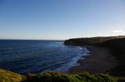 Sunset at Bells Beach