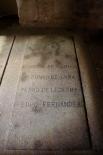Grave, Covento San Esteban