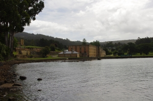 Gloomy Port Arthur...