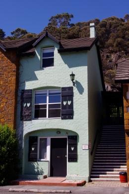 cute wee house