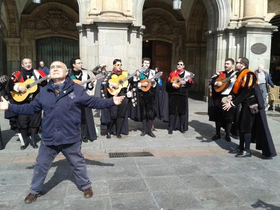 La Tuna de Salamanca