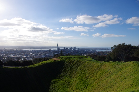 From Mount Eden