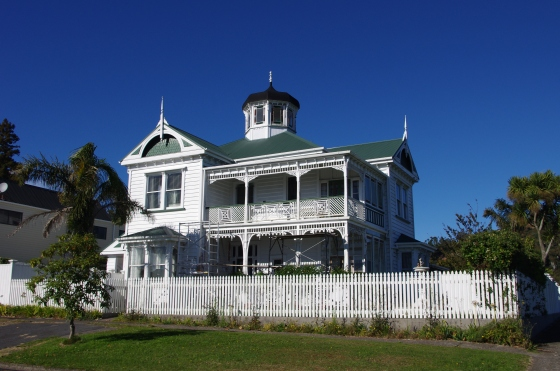 Tipical nz house
